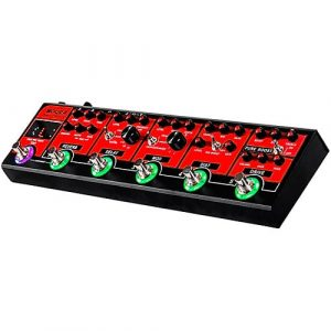 Mooer Red Truck Multi Effects Guitar Pedal