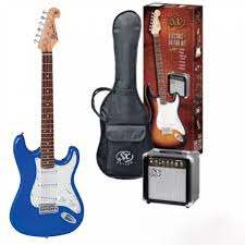 SX SE1SK 4/4 Electric Guitar Package in Electric Blue SX SE1SK 4/4 Electric Guitar Package in 3 Tone Sunburst SX SE1SK 4/4 Electric Guitar Package in 3 Tone Sunburst SX SE1SK 4/4 Electric Guitar Package in Electric Blue SX SE1SK 4/4 Electric Guitar Package in Electric Blue