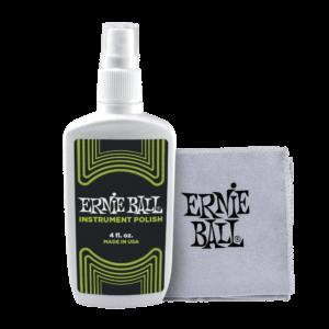 Ernie Ball Polish with Cloth