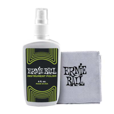 Ernie Ball Polish with Cloth