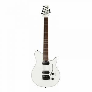 Sterling by Music Man Axis AX3S Electric Guitar - White