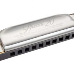 HOHNER NEW BOX SPECIAL 20 Bb