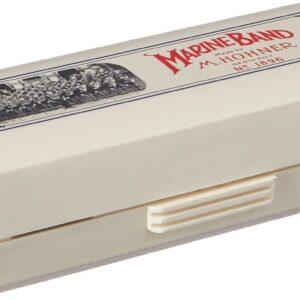 HOHNER NEW BOX MARINE BAND Bb