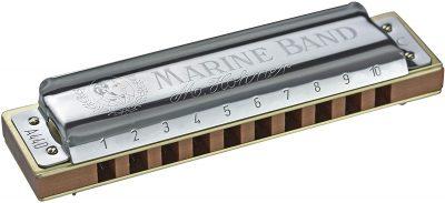 HOHNER NEW BOX MARINE BAND G