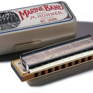 HOHNER NEW BOX MAR.BAND Gb/F#