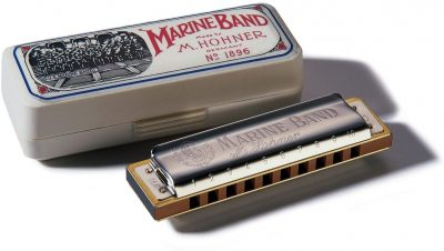 HOHNER NEW BOX MAR.BAND Gb/F#