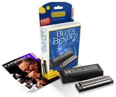 HOHNER BLUES BENDER KEY F