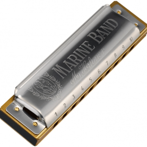 HOHNER MARINE BAND B NAT.MINOR