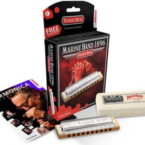 HOHNER NEW BOX MARINE BAND E
