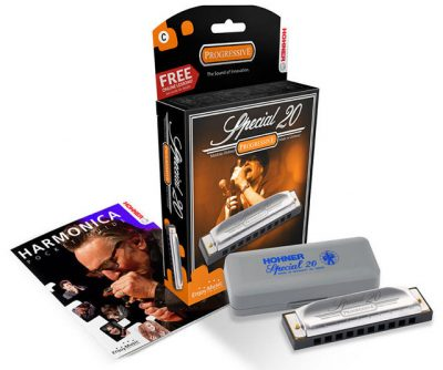HOHNER NEW BOX SPECIAL 20 F