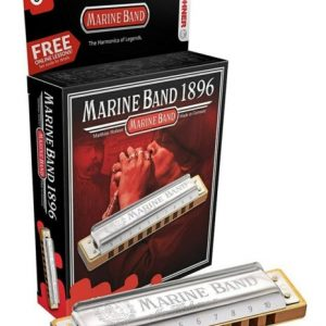 HOHNER NEW BOX MARINE BAND A