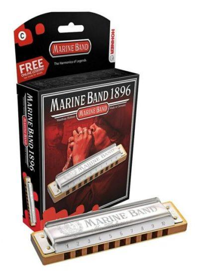 HOHNER NEW BOX MARINE BAND A