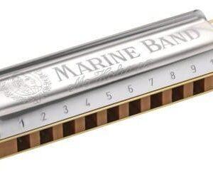 HOHNER NEW BOX MARINE BAND C