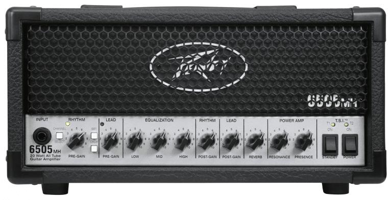 Peavey 6505 MH mini guitar head amp