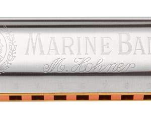 MARINE BAND B HARMONIC MINOR