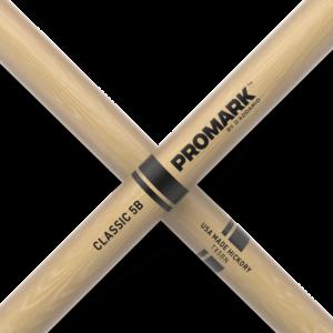 ProMark Hickory 5B Nylon Tip drumstick