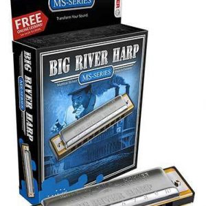 HOHNER BIG RIVER HARP KEY E
