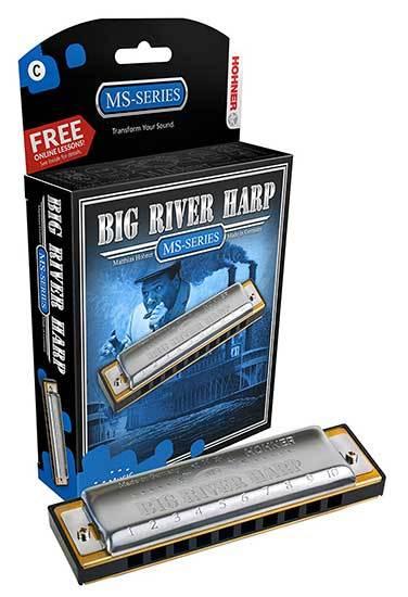 HOHNER NEW BOX BIG RIVER C