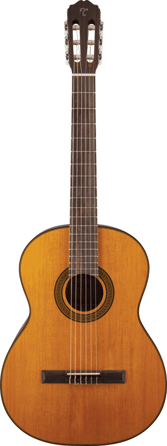 The Takamine GC3 is a lovely classical guitar that features solid-top construction, a beautiful gloss finish and all the full, rich nylon-string sound players have come to expect from Takamine classical guitars.