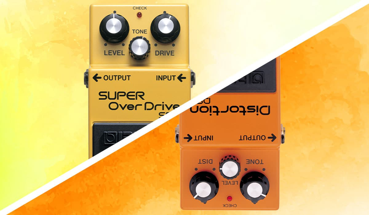 Distortion or overdrive
